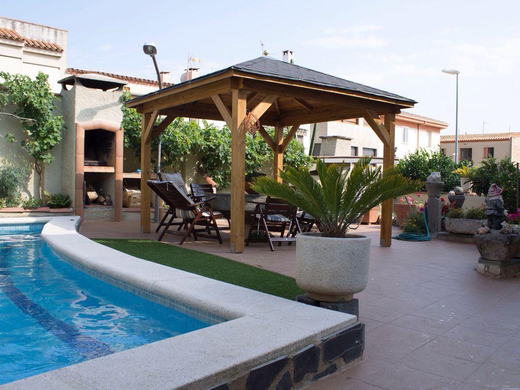 Alojamiento con piscina de 1 habitación