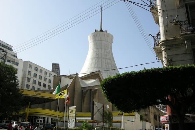 Hébergement avec balcon à Alger