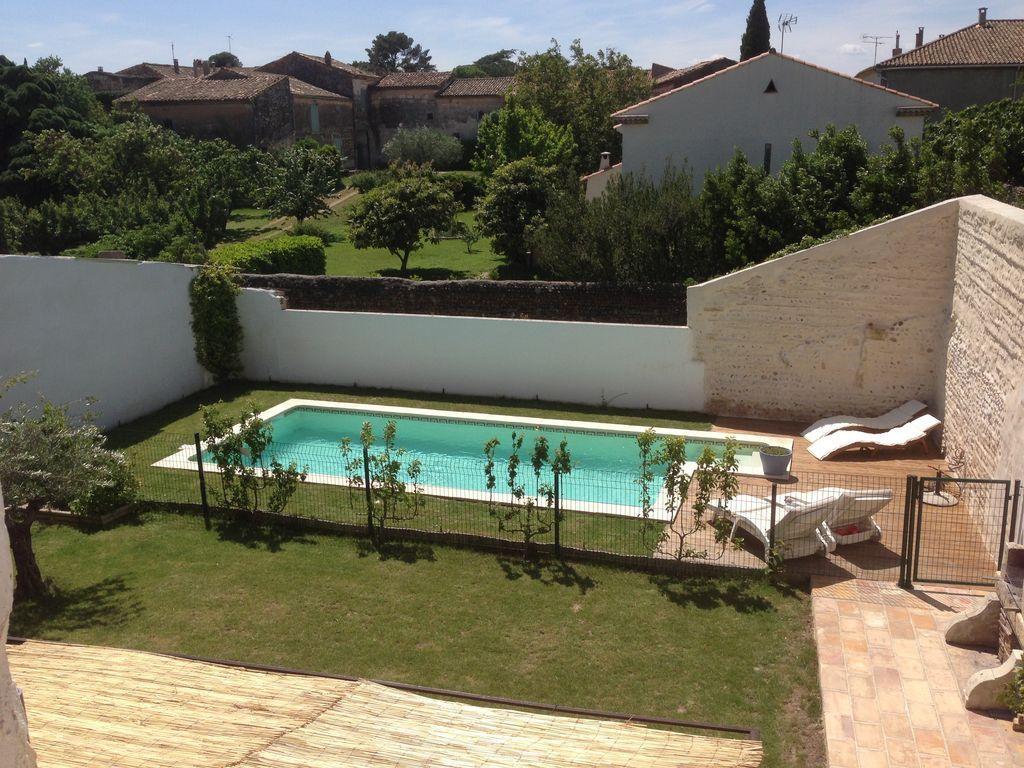 Vivienda con jardín en Bouillargues