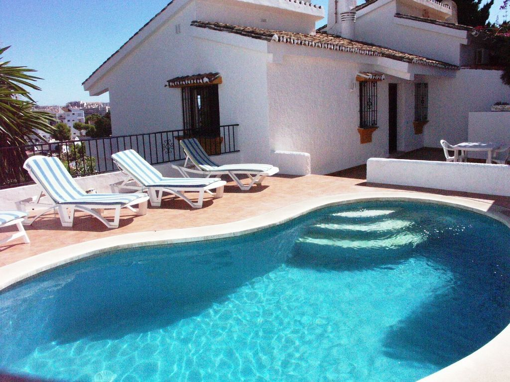 Holiday rental in Benalmádena for 4 people