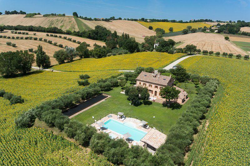 Villa Pedossa, Your Country Escape! L'Olivo