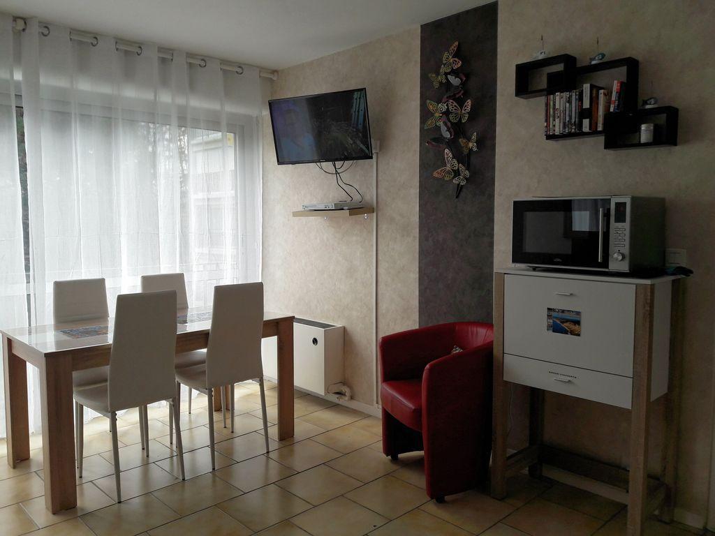 Hébergement de 31 m² à 1 chambre