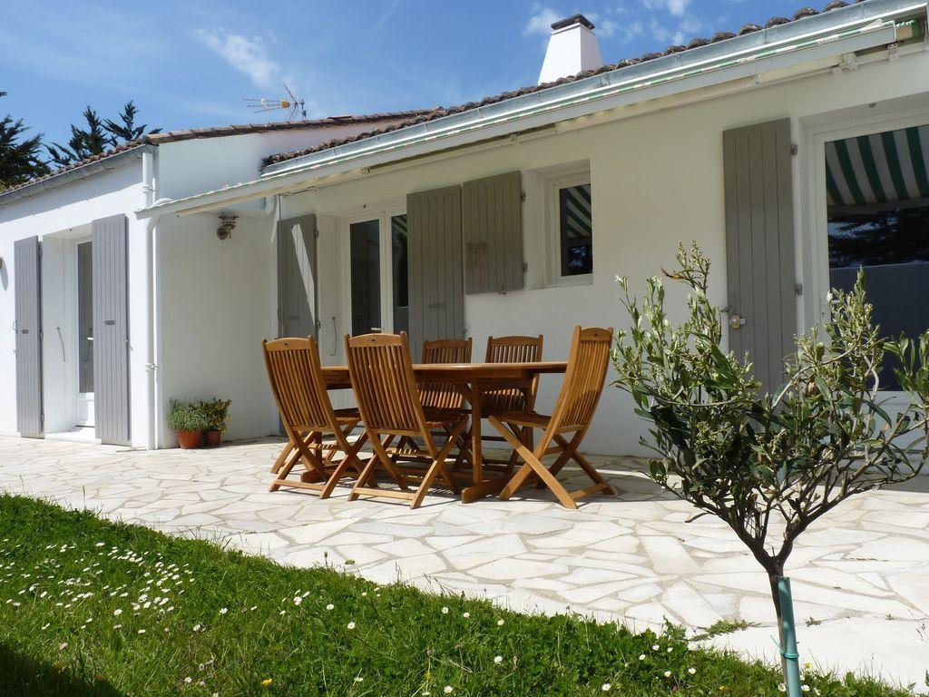 Familiar residencia en Charente-maritime