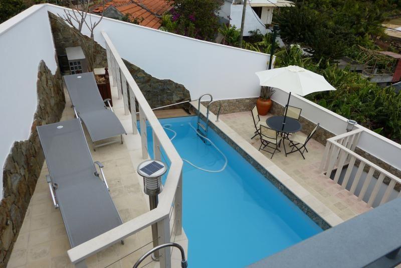 Casa con balcón para 5 huéspedes