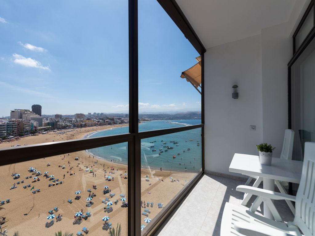 55 m² flat for 3 people
