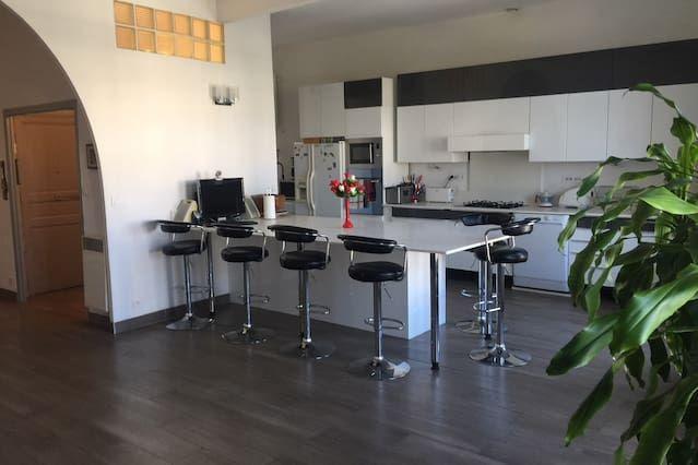 Familiar alojamiento de 3 habitaciones