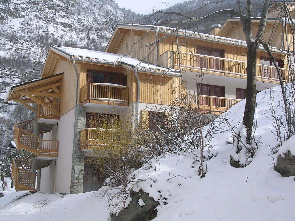 Villa en Orelle, Alpes del Norte, Francia