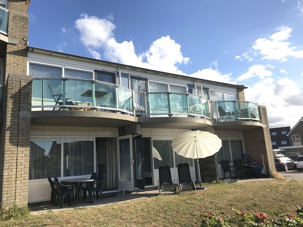 Equipado piso en Callantsoog