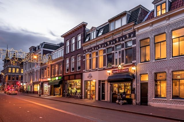 Casa de 3 habitaciones en Haarlem