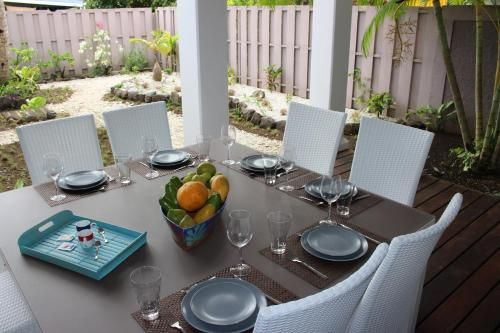 Holiday rental with 2 rooms in Bora bora