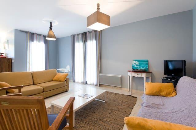 Logement de 3 chambres