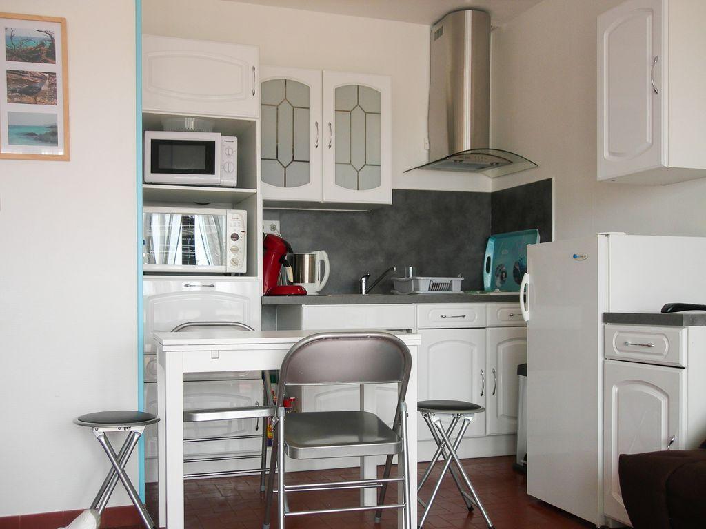 Alojamiento de 24 m²