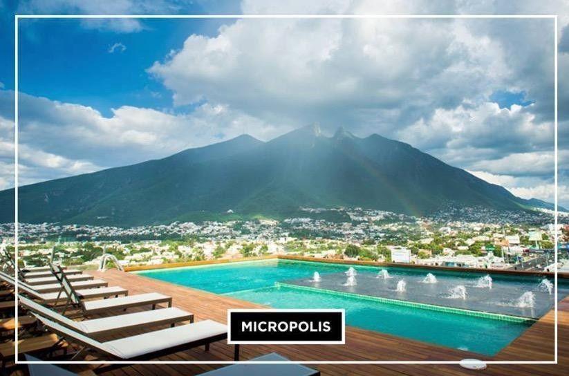 Alojamiento en Monterrey de 1 habitación