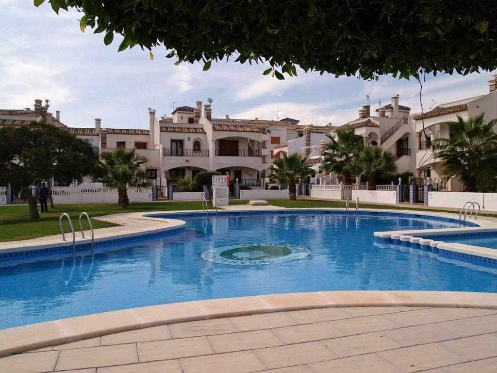 Hébergement à Orihuela costa avec 2 chambres