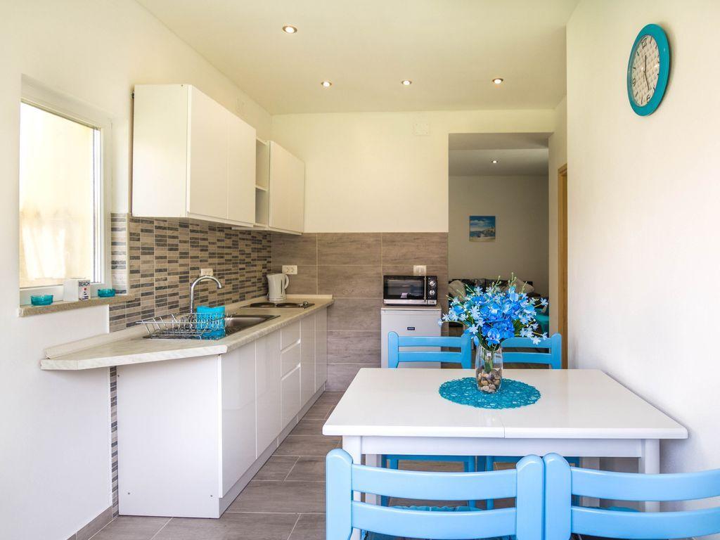 Wohnung auf 50 m² für 5 Gäste
