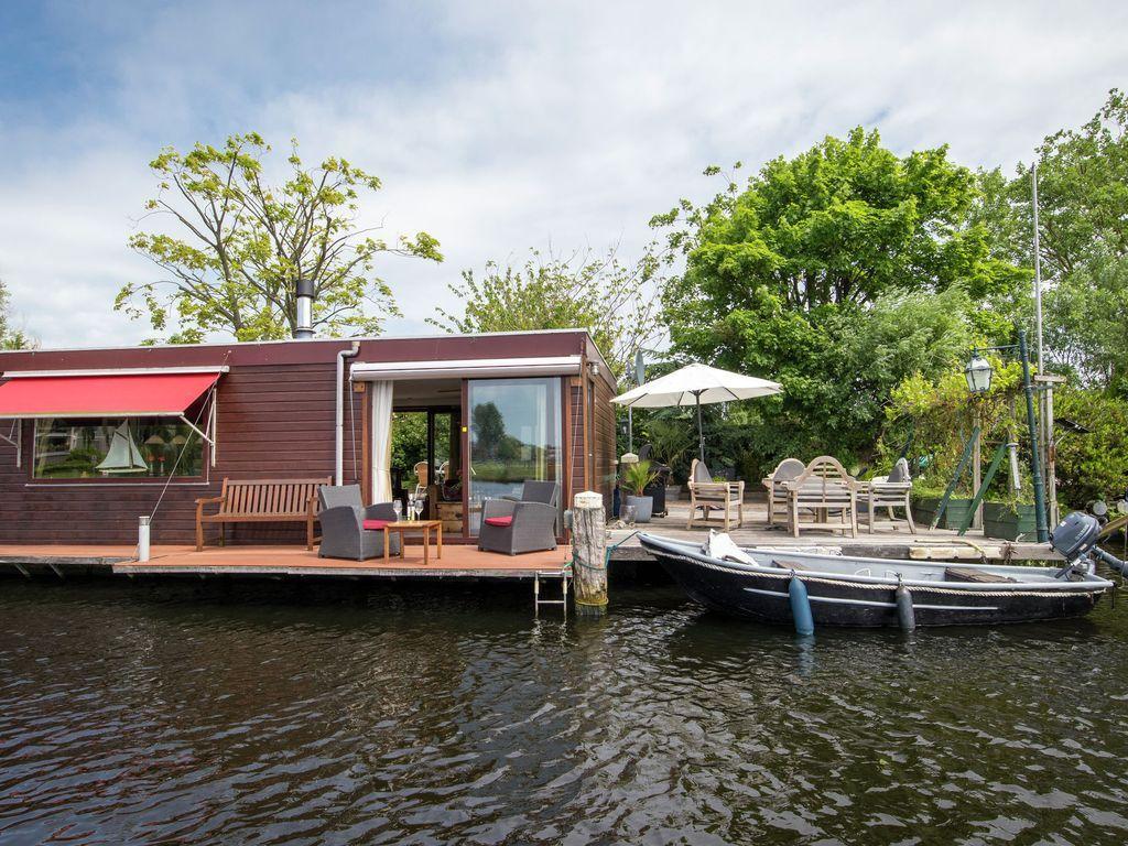 Casa en Haarlem con jardín