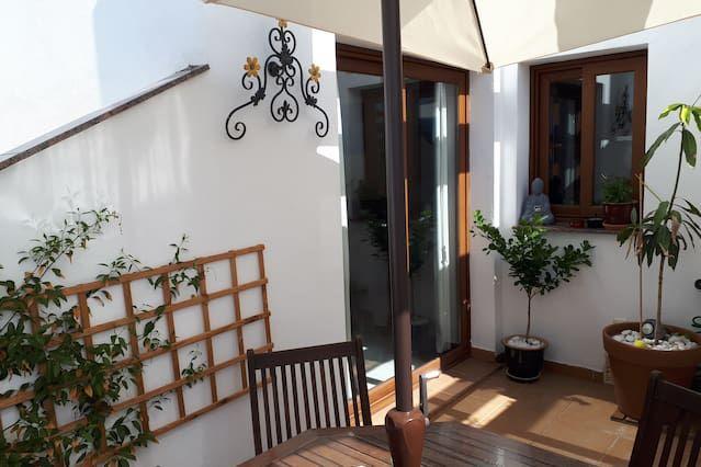 Con vistas alojamiento en Vélez-málaga
