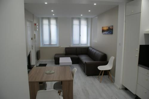Alojamiento en Boulogne-sur-mer con balcón