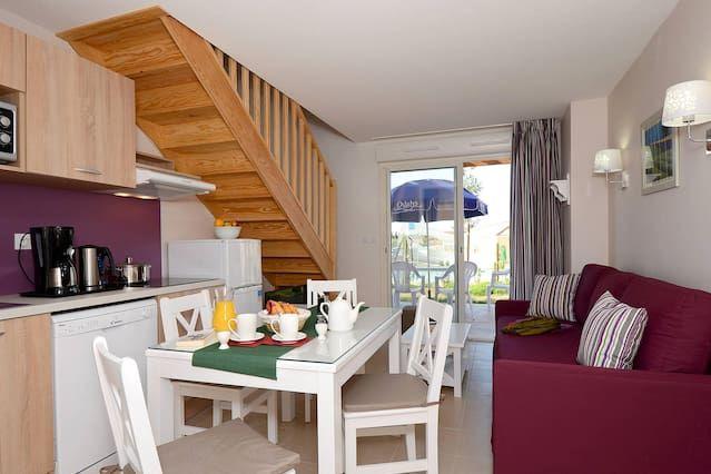 Apartamento para 6 personas, con piscina, en Arles