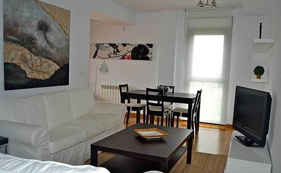Duplex con terraza (7-8 pers.) en Rioja Alta Golf