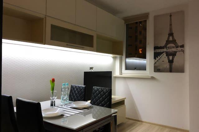 Apartamento en Varsovia de 1 habitación