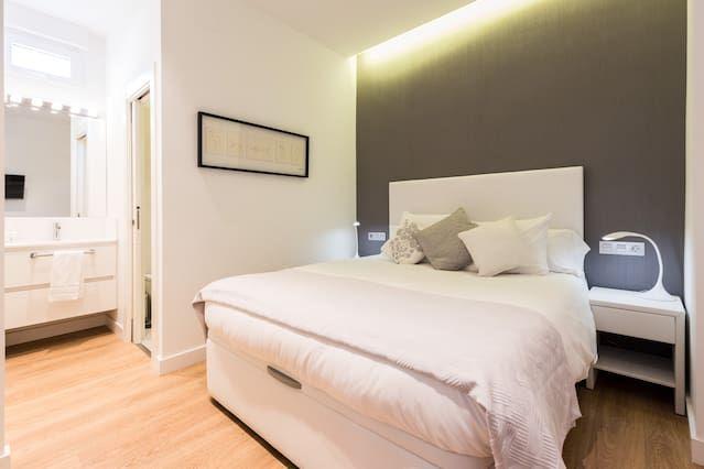 Confortable appartement à Madrid ciudad