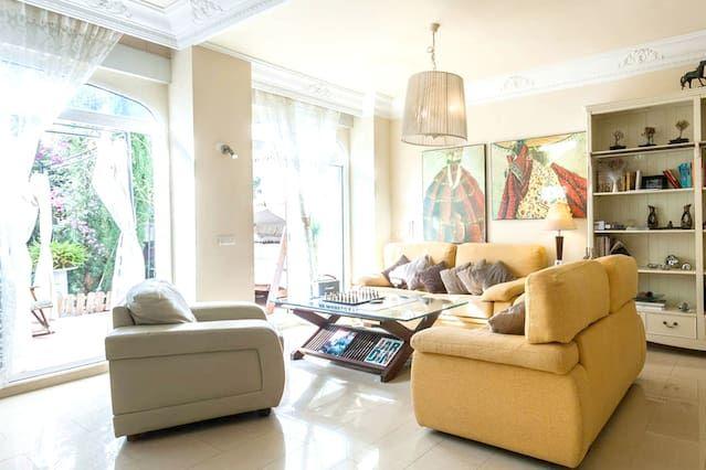 Vivienda de 480 m² para 16 huéspedes