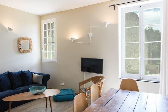 Vivienda en Fleury de 2 habitaciones