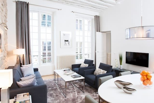 Equipado alojamiento de 80 m²