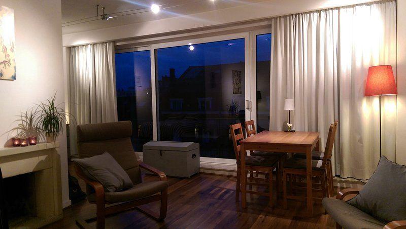 Hébergement prisé avec balcon