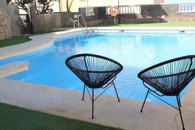 3 habitaciones dobles Terraza con increíbles vistas A 5 min de la playa Con WIFI