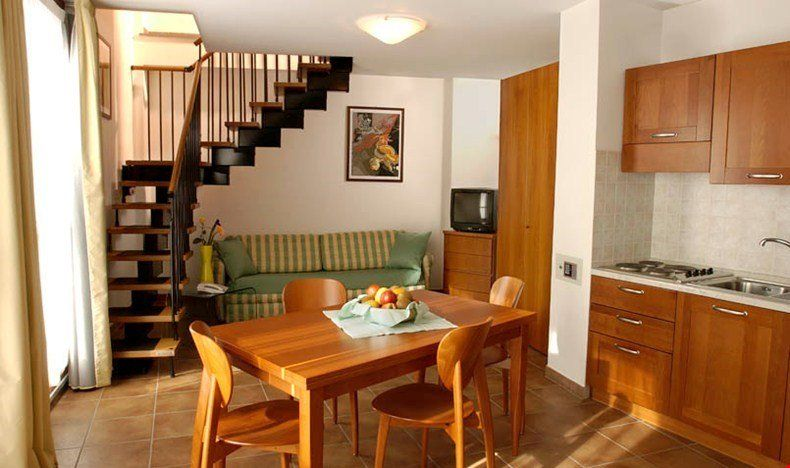 3-Pers.-Studio (ca. 35 m²), OV, Résidence Villaggio Campo Smith