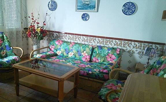 Apartamento con encanto en Las negras con AC y TV