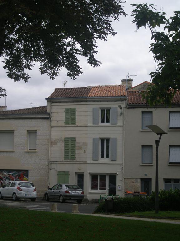 Alojamiento en Niort de 2 habitaciones