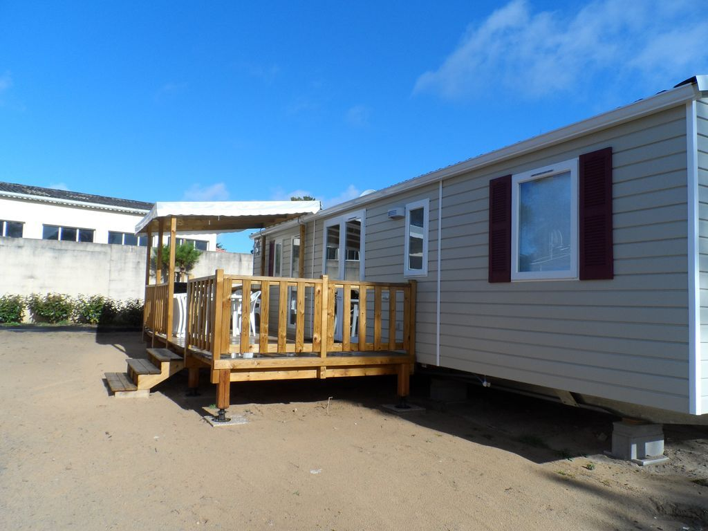 Equipado alojamiento en Saint-jean-de-monts
