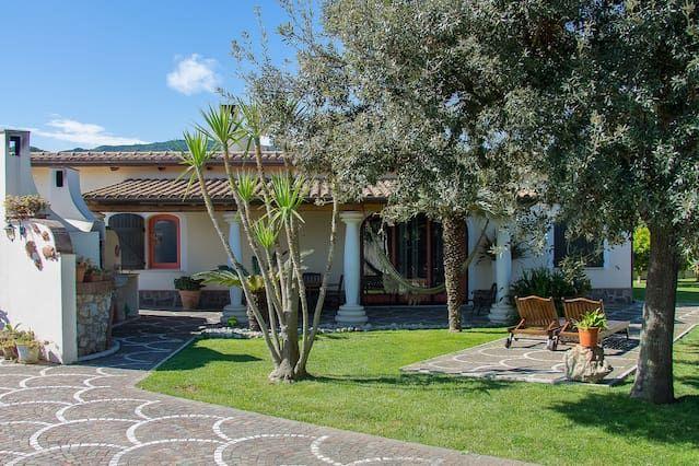 Villa LA CESA for 6-10 persons
