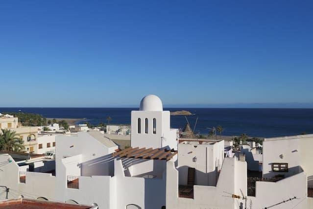 Casa panorámica en Almería