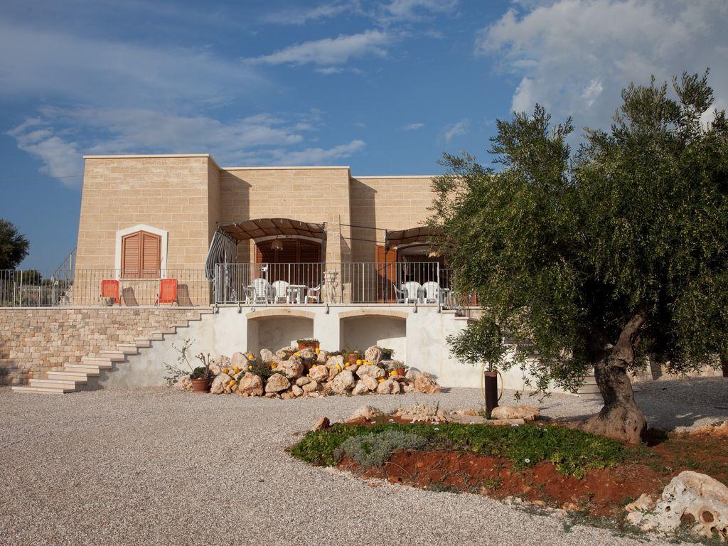 Equipada casa en Pescoluse