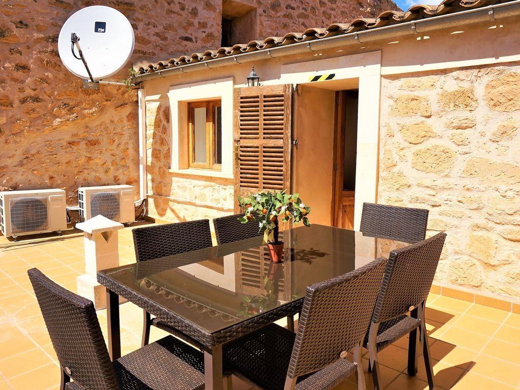 Casa tradicional mallorquina - Ca'n Climent