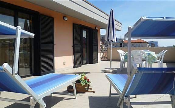 Apartment mit 2 Zimmern in Montesilvano