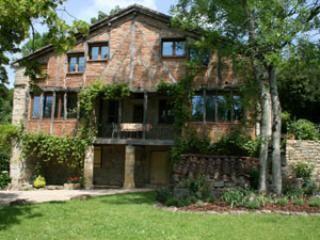 Casa con balcón para 8 huéspedes