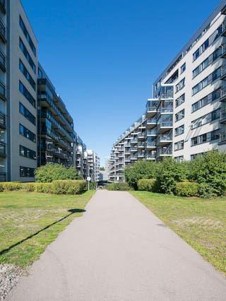 Alojamiento en Oslo con parking incluído