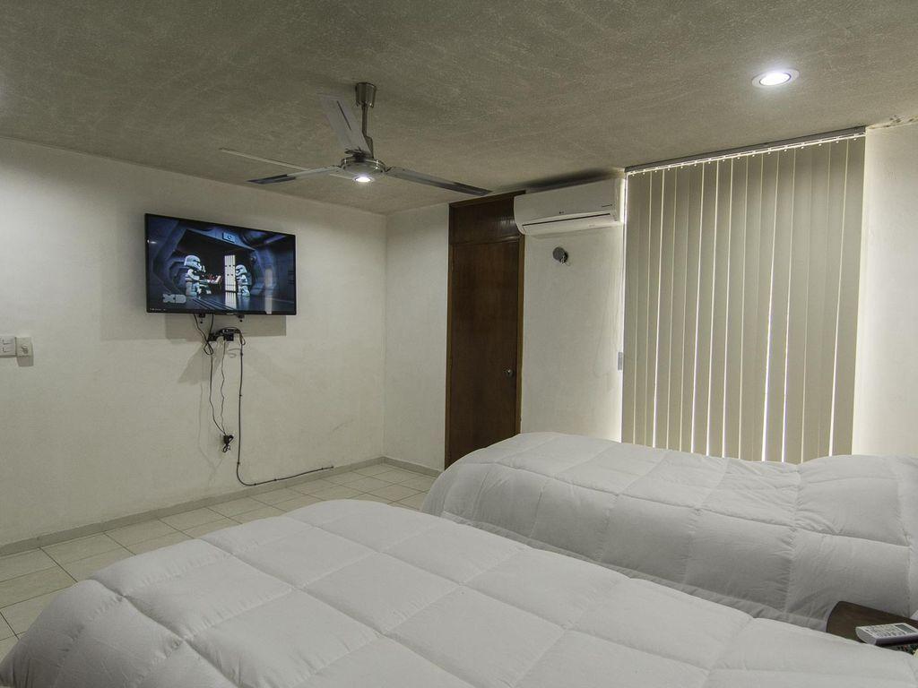 Apartamento para 4 huéspedes con wi-fi