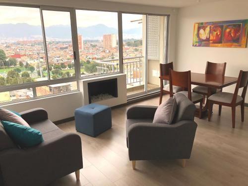 Vivienda con vistas de 2 habitaciones
