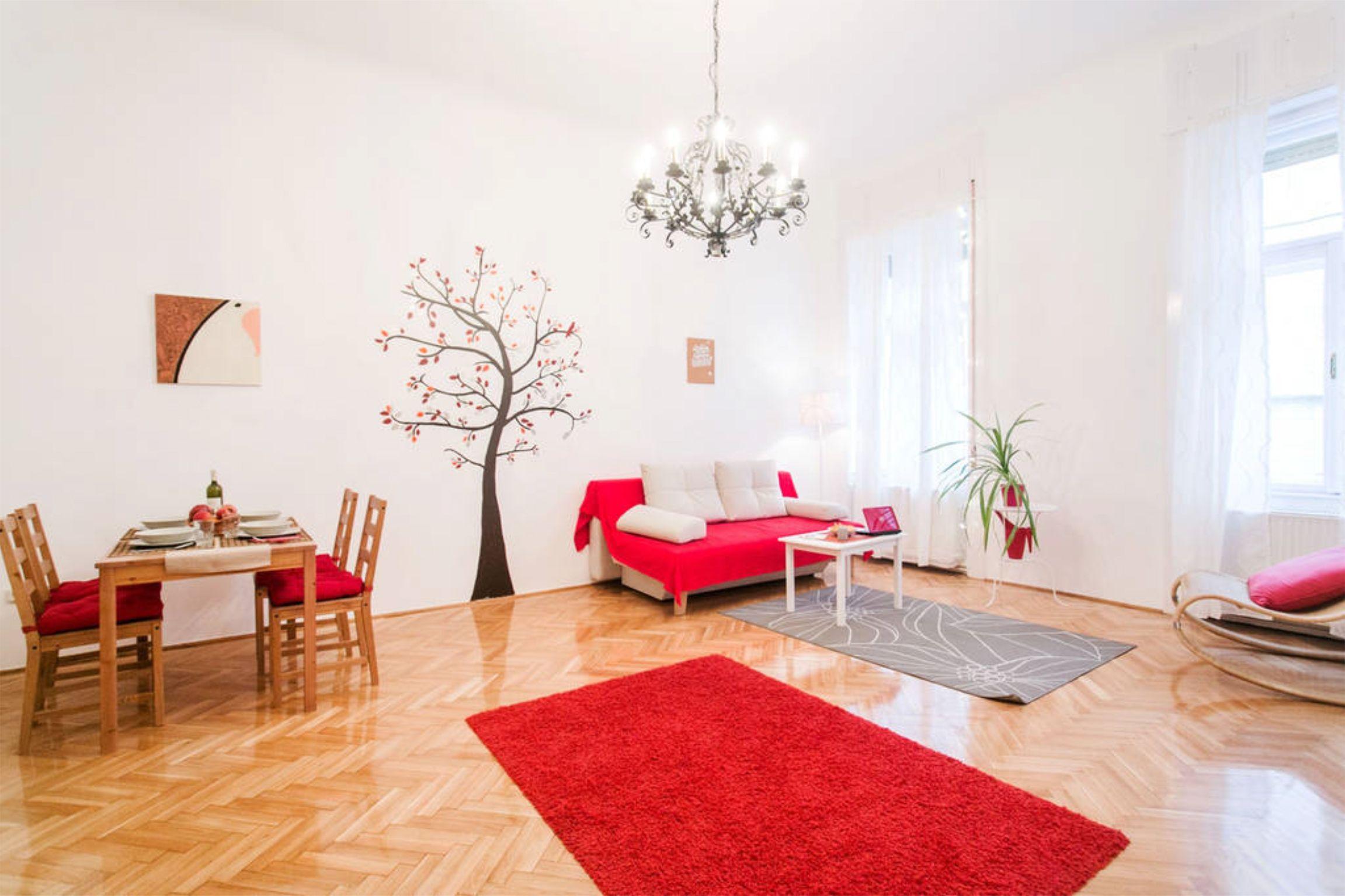 Apartamento con estilo para 4 personas en Budapest
