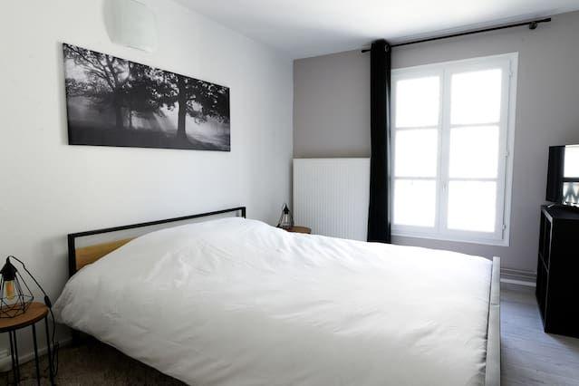 Alojamiento hogareño para 6 huéspedes