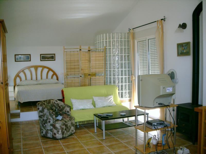 Atico Mini loft en Calabardina
