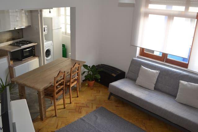 Bien équipé appartement à 3 chambres