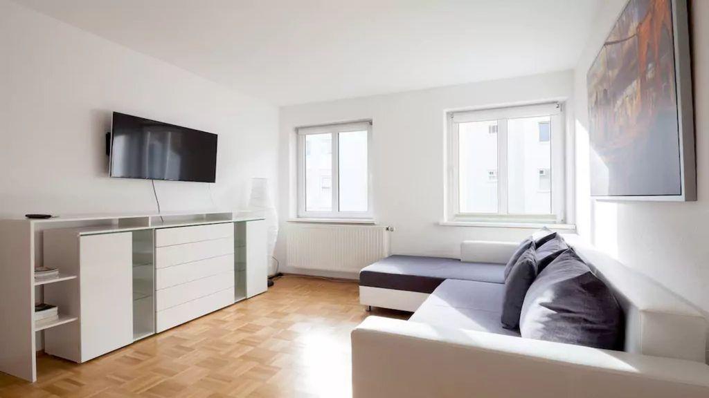 Alquiler funcional en Múnich para 3 huéspedes