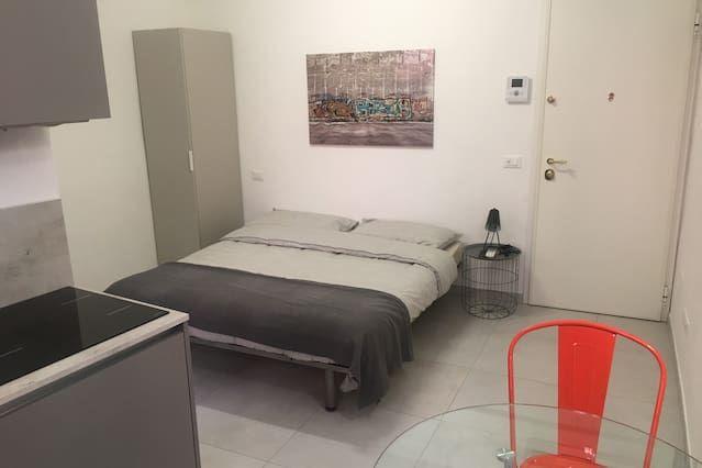 Alloggio di 23 m² a Modena